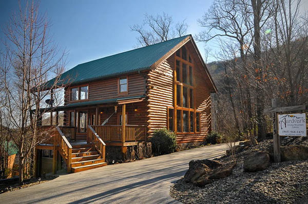 cabins in pigeon and forge gatlinburg all cabin log rentals appleseed
