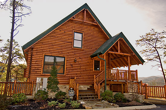 Pigeon forge cabins gatlinburg cabins - 4 bedroom cabins in gatlinburg tn ...